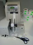 stampa trasferimento termico, scansione marchio cliente, etichette piccole alte tirature,